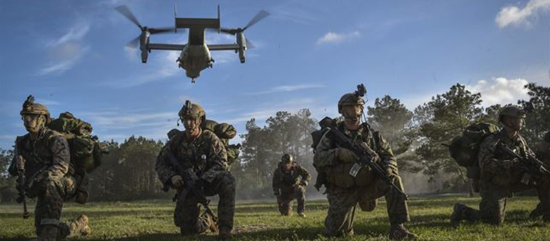 THE MILITARY BREEDS ULTRA-HIGH ACHIEVERS